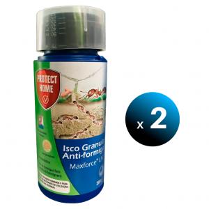 Bayer garden isco anti-formigas hormigueros maxforce ln 200 grs. pack 2 unidades