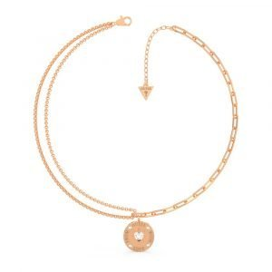 Guess ladies necklace ubn70002