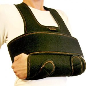 Cabestrillo rehabilitación de brazo ajustable unisex