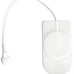 8 electrodos adhesivos ajustables para prendas combi y cinturón abdominal maxibelt