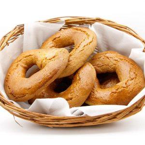 Rollos de Huevo a base de 5 harinas integrales   Azúcares añadidos   Hechos por Manuela