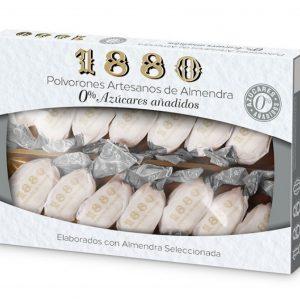 Polvorones de almendra sin Azucares añadidos 1880 - 280g