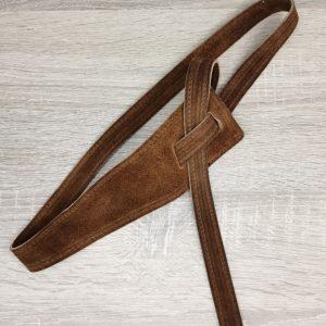 Cinturon volturno - marron