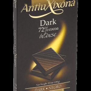 Chocolate Negro 72% Antiu Xixona