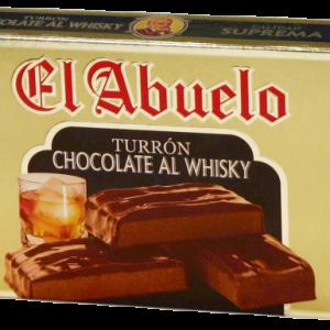 Chocolate al Whisky El Abuelo