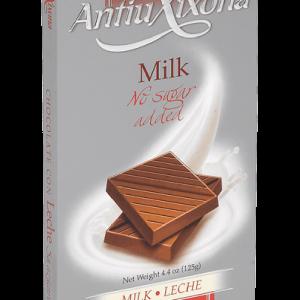 Chocolate con Leche Premium de Antiu Xixona