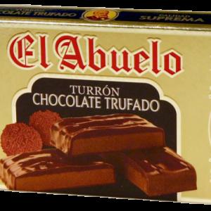 Chocolate trufado El Abuelo