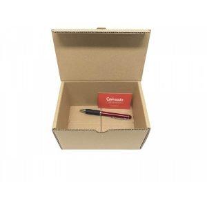 Cajas de Cartón Envíos Ecommerce Pequeña 17X12X10cm Troquelada y Automontable | Made in Spain