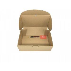 Cajas de Cartón Envíos Ecommerce Mediana 35,5x22x13 cm Troquelada y Automontable | Made in Spain