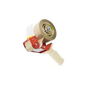 Precintadora Máquina VAIL con Freno para Cintas Adhesivas mod. 238 | Para precintos de hasta 50 mm | Ideal Paquetería y Mudanzas