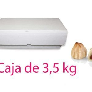 Suspiros de Chocolate Mazapán relleno de Chocolate 3.5Kg