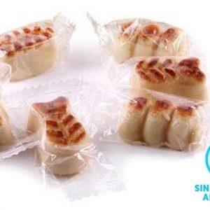 Mazapán sin azúcares añadidos figuritas individuales en bolsa de 200g