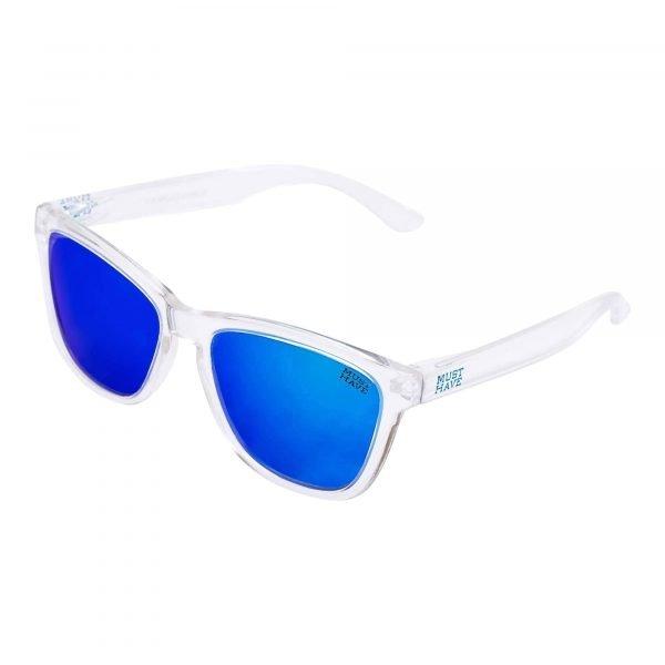 gafas de sol transparentes