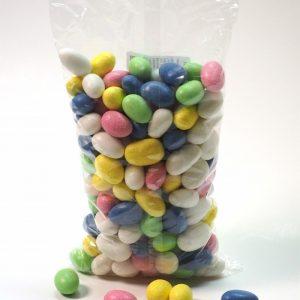 Anises de azúcar de colores a granel en bolsas de 1Kg.