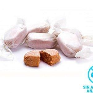 Polvorones de Almendra sin azúcares añadidos, caja de 200g
