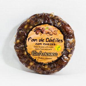 Pan de Dátiles con nueces 200g
