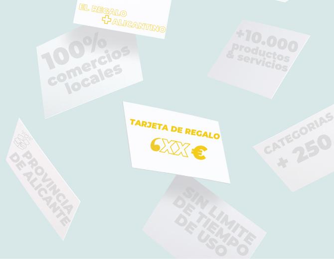 TARJETA-DE-REGALO-LALCIANTINA-CANJEABLE-SIN-LIMITE-DE-TIEMPO-REGALA-LOCAL